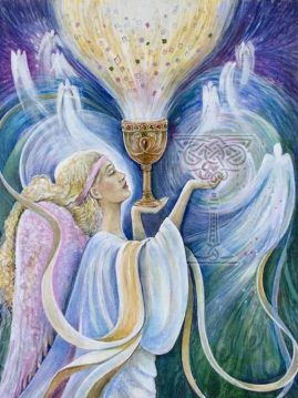 Angel-of-Healing by Pamela Matthews