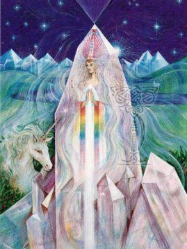 Crystal-Priestess by Pamela Matthews