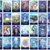 Goddesses-of-the-NEW-LIGHT by Pamela Matthews: Visionary Art