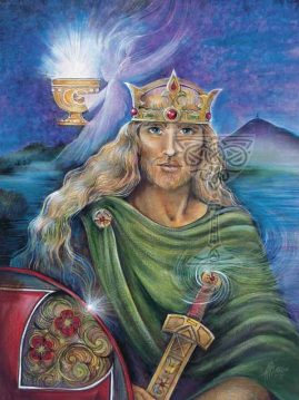 King-Arthur by Pamela Matthews