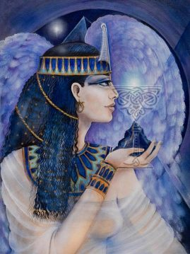Maat by Pamela Matthews: Visionary Art