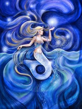 Mermaid-and-the-Morning-Star by Pamela Matthews