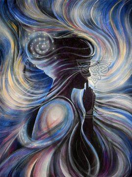 Sige by Pamela Matthews: Visionary Art