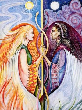 Sisterhood by Pamela Matthews