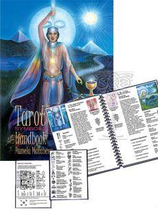 Tarot-Symbols-Handbook: Pamela Matthews: Grail Graphics - Visionary Surrealism, Spiritual Art, Symbolism, Archetypes