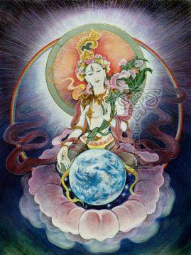 The White Tara