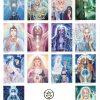 Ascended-Masters-set by Pamela Matthews: Visionary Art