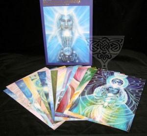 Set-of-Ascended-Masters Print: Pamela Matthews: Grail Graphics - Visionary Surrealism, Spiritual Art, Symbolism, Archetypes