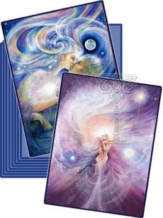 Soulmates card collection: Pamela Matthews: Grail Graphics - Visionary Surrealism, Spiritual Art, Symbolism, Archetypes