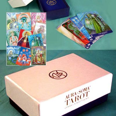 Tarot & Goddess Decks