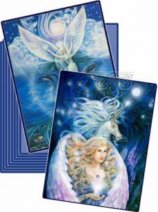 Mermaids, unicorns & friends card collection: Pamela Matthews: Grail Graphics - Visionary Surrealism, Spiritual Art, Symbolism, Archetypes
