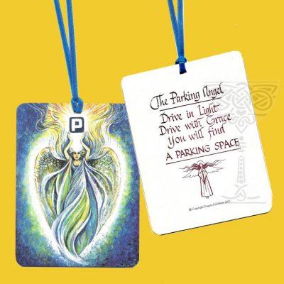 Parking angel card