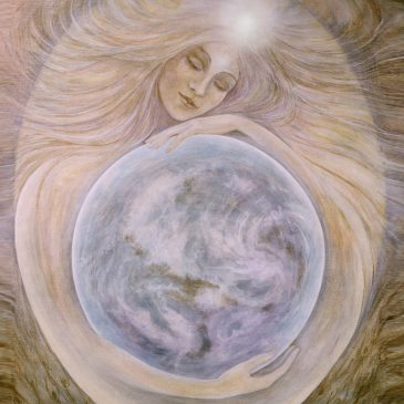 Pamela Matthews: Grail Graphics - Visionary Surrealism, Spiritual Art, Symbolism, Archetypes