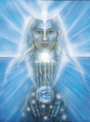 Pamela Matthews - Grail Graphics - El Morya