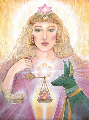 Pamela Matthews - Grail Graphics - Lady Portia