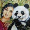 Panda - zen of animals book